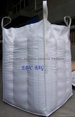 baffle FIBC bag