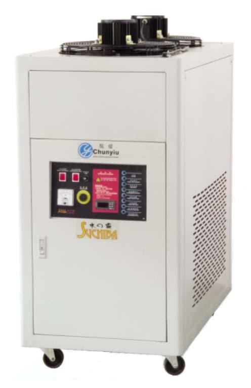 工業冷水機(風冷式) 1