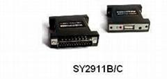 SY2911C LPT2USB USB PRIN