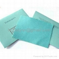 produce Silver Polishing Cloth jewelry clothes 3