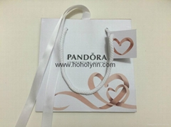 Pandora paper bag double heart-shaped new version