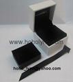 Pandora ebonite box 5x5x4cm (black sponge inside) for ring new version