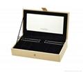 Pandora PU box for jewelry set