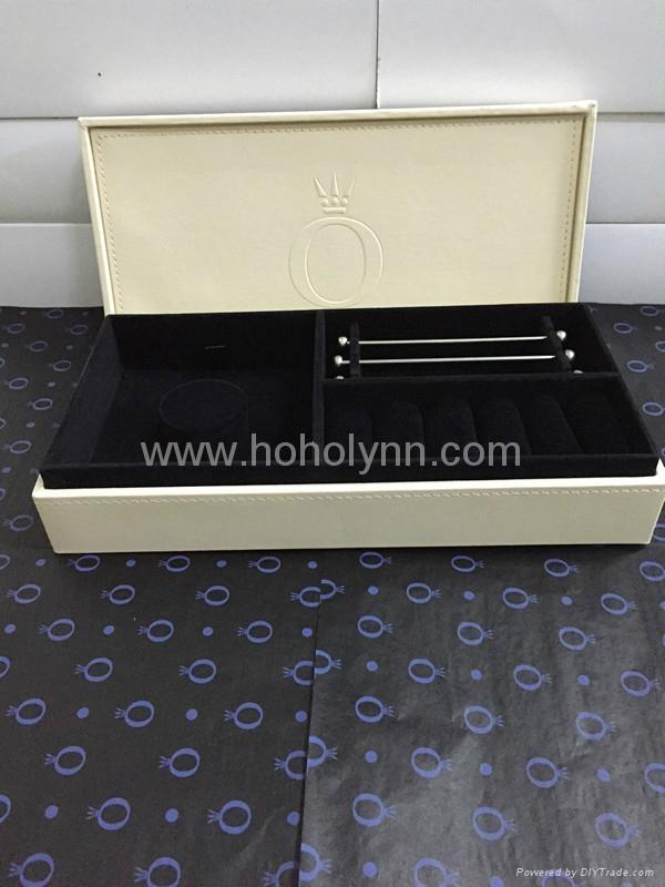 Pandora PU box storage box without mirror