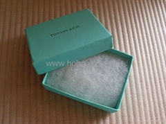 Tiffany paper box_blue colour_large size