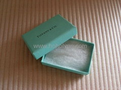 Tiffany paper box_blue colour_small size