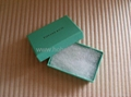 Tiffany paper box_green colour_large size
