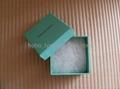 Tiffany paper box_blue colour_square