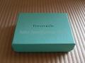 Tiffany paper box_blue colour_largest size