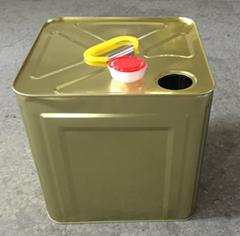 10L square barrel with m