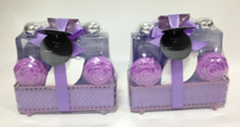 New designed Lavender & Jasmine  Bath Gift Set for Lady