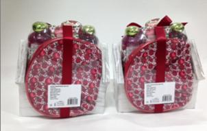 Exotic Pomegranate  Bath Gift Set for Amazon 2