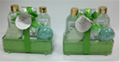 Hot selling Magnolia & Tuberose Bath Gift Set