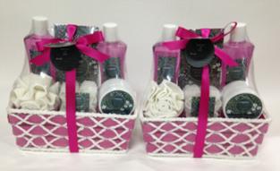 Luxury Rosemary & Mint Bath Gift Set 1