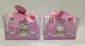 Portable Watermelon Sugar Bath Gift Set