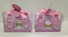 Portable Watermelon Sugar Bath Gift Set