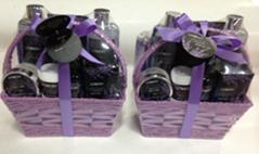 Lavender & Jasmine Bath Gift Set