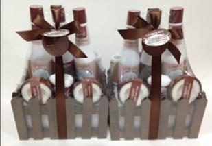 Milky Coconut Bath Gift Set for walmart 1