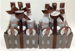 Milky Coconut Bath Gift Set for walmart