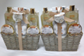 wholesale White Rose & Jasmine Bath Gift Set