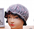 Factory wholesale sexy shower caps for lady and women 1