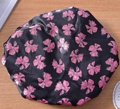 Factory wholesale sexy shower caps for lady and women 4