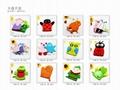 Cartoon Spa Bath Glove, assorted colors