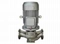 GDF不锈钢耐腐蚀管道泵