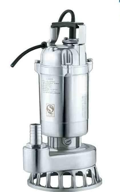 WQF全不锈钢潜水排污泵 2