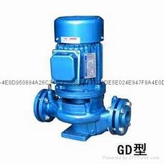 GD立式管道泵