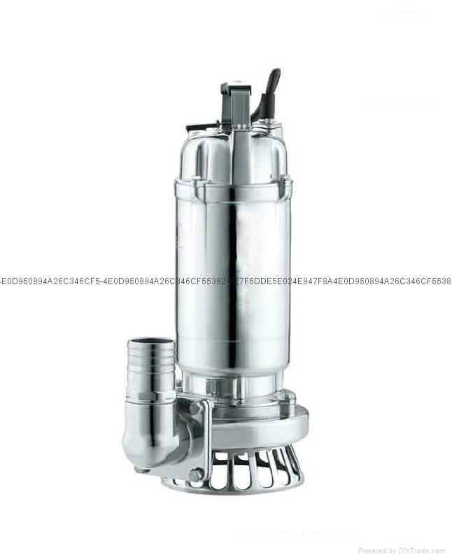 WQ潜水排污泵 4
