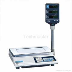 Price Computing Scale CAS AP series