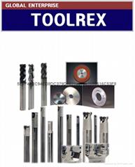 TOOLREX 專做日立黛杰所配套刀片的刀杆