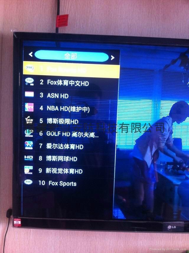 新蕾SUNRAY SEASON高清網絡播放器 1