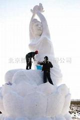 漢白玉大型人物雕塑石雕