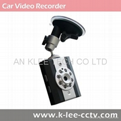 Night Vision Car Video Recorder with Easy Installation