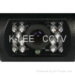 IR Waterproof Camera, SONY 1/3 CCD, 18leds 5