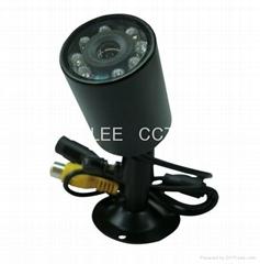 IR Bullet Camera, 8leds,