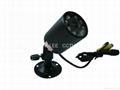 IR Bullet Camera, 8leds, 420TVL