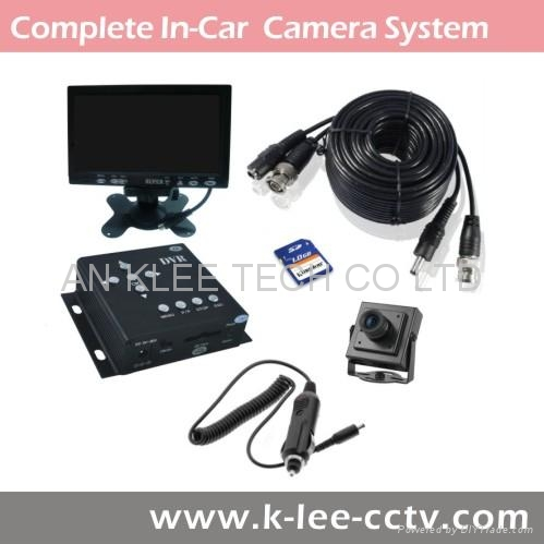 1 Channel Car Camera System  1
