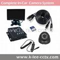 1Ch DVR System, Mobile DVR system, Taxi