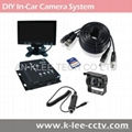 1CH Mobile DVR System, night vision &