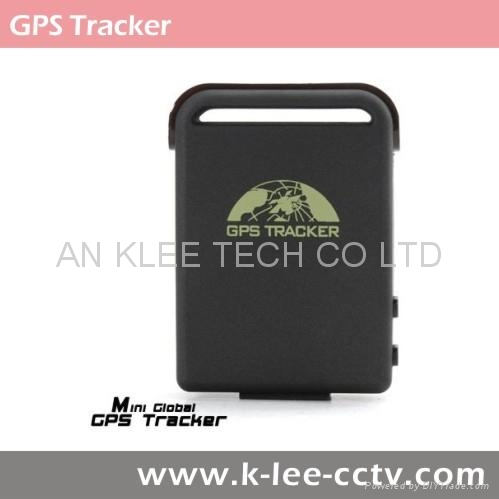 Portable Global GPS Tracker for Personal Use  1