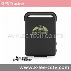 Portable Global GPS Trac