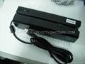 Magnetic Credit Card Reader