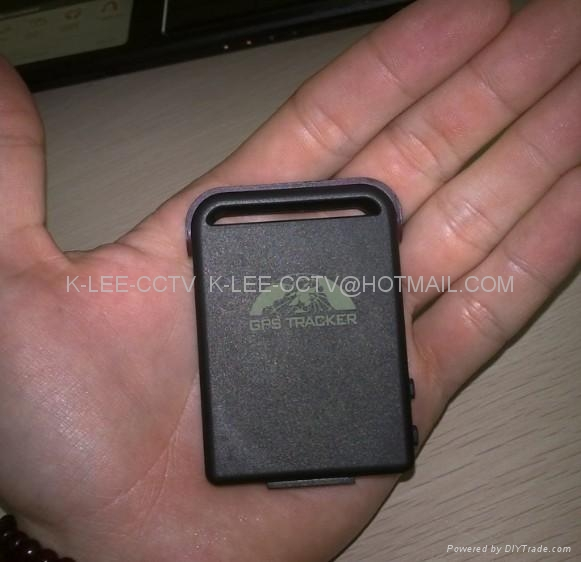 Portable Global GPS Tracker for Personal Use  4