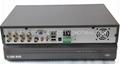 8Ch Standalone DVR, mobile phone viewing, RJ45