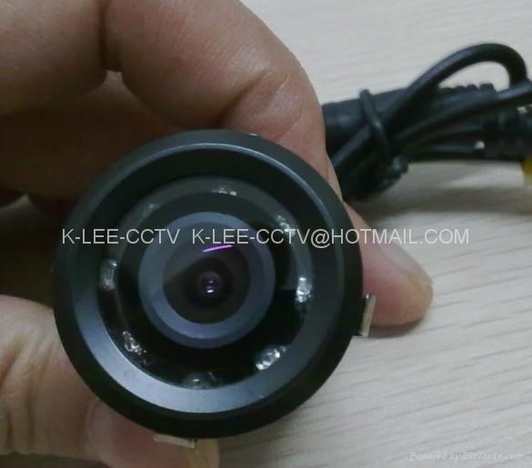 Car Rearview Camera, night vision, CMOS, Waterproof  2