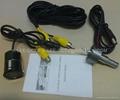 Car Rearview Camera, night vision, CMOS, Waterproof  4