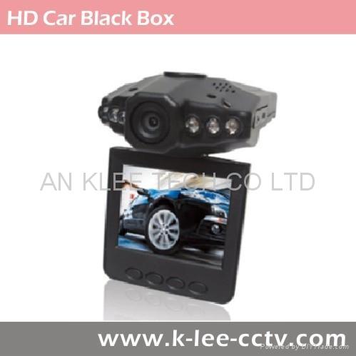 """Hot! 2.5"""" TFT- LCD HD Car Camera Recorder  1"""